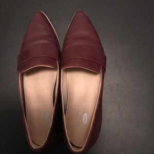 Dr Scholl's Fauxon loafer